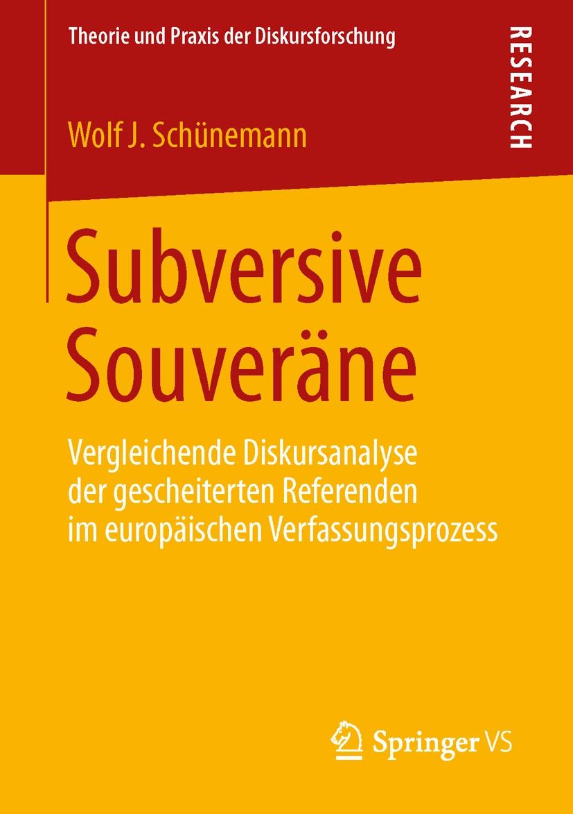 Cover Subversive Souveräne